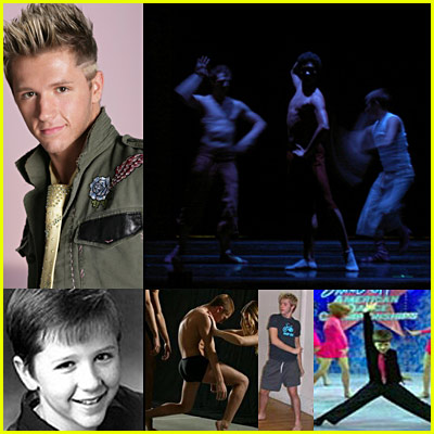 Travis Wall: So You Think You Can Dance