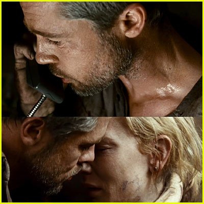 Babel Movie Stills: Brad Pitt, Cate Blanchett