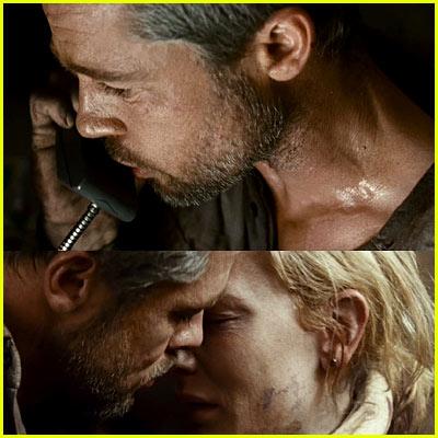Babel Movie Stills: Brad Pitt, Cate Blanchett