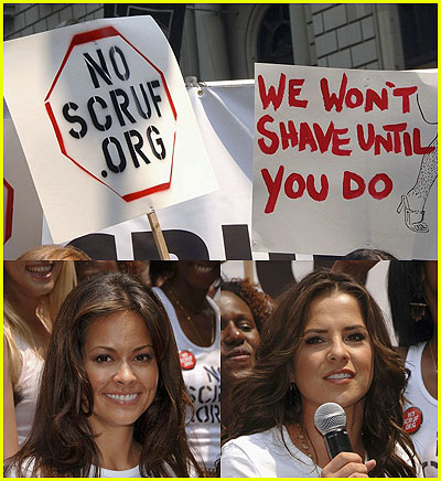 Brooke Burke Kelly Monaco No Scruf