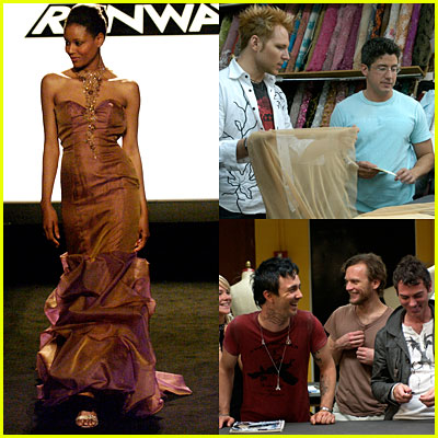 Kayne Gillaspie: Project Runway Miss USA Dress Winner