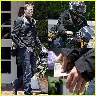 New Brad Pitt Pictures