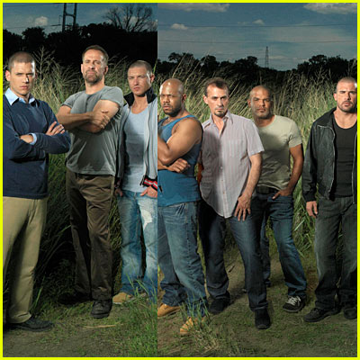 Prison Break Season 2 Promos: Wentworth Miller