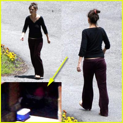 First Pictures of Suri Cruise