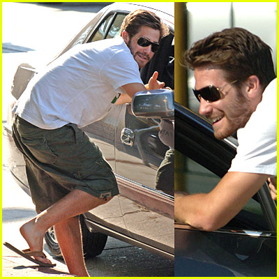 Jake Gyllenhaal Car Chat