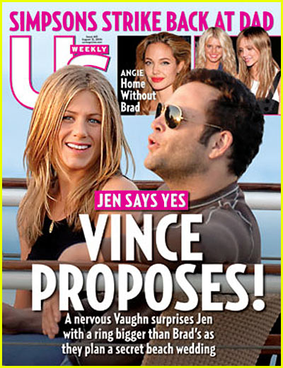 Jen & Vince Engaged
