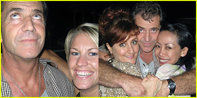 Mel Gibson Drunk Pictures