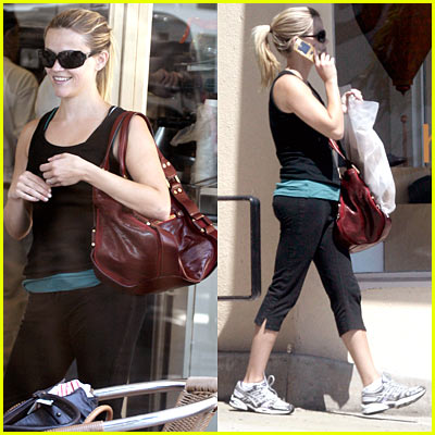 Reese Witherspoon: Shopping!!!