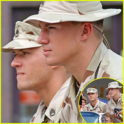 Ryan Phillippe & Channing Tatum