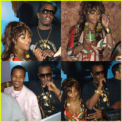 Diddy's Press Play Party