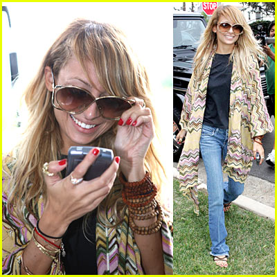 The Nicole Richie Tribe Invasion