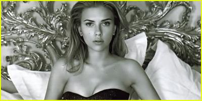 Scarlett Johansson Loves Being Curvy