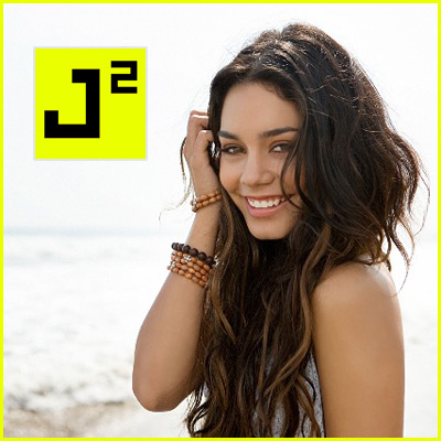 Vanessa Hudgens: All Giggles and Glee