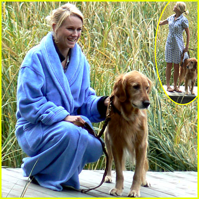 Naomi Watts Plays 'Funny Games'