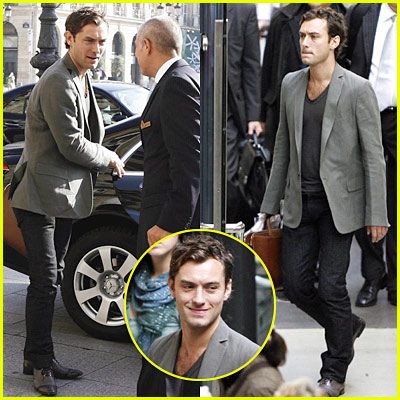 Jude Law's Dapper Days