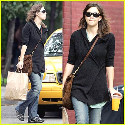 Post-Pregnancy Maggie Gyllenhaal