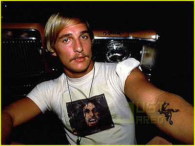 Matthew McConaughey Dazed &#038; Confused