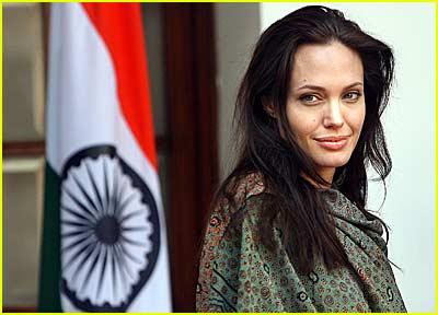 Angelina Jolie's External Affairs