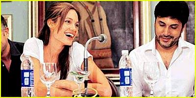 Angelina Jolie's Signature Smile