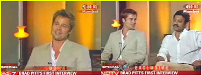 Brad Pitt's Exclusive Interview on the Bodyguard Controversy