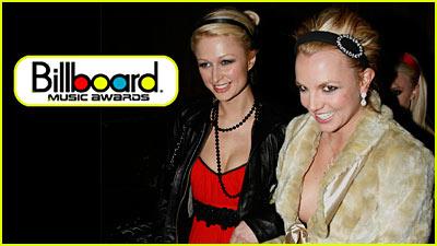 Britney & Paris To Host Billboard Awards