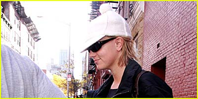 Britney Works Out the Beats