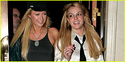 Britney & Paris Try Out Tryst
