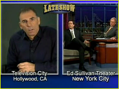 Letterman Audience Laughs at Michael Richards' Apology