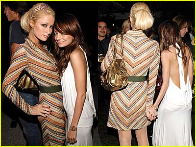 Paris & Nicole's Confidential Party