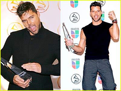 Ricky Martin Strokes, Strokes, Strokes