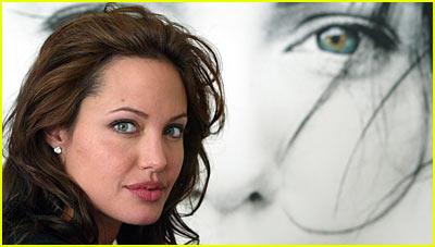 Angelina Jolie's In-Depth Interview