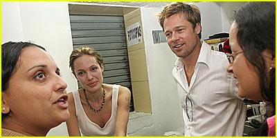 Brad & Angelina's Costa Rican Christmas
