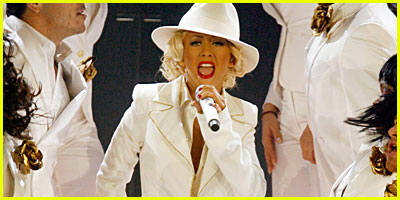 Christina Aguilera's Back To Basics Tour