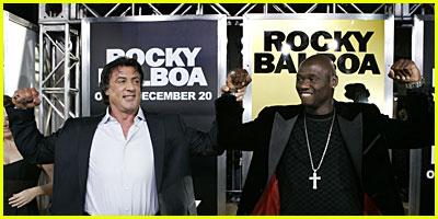 Rocky Balboa Premiere