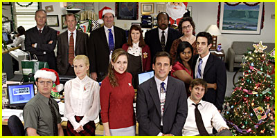 Christmas Party In The Office