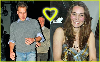 Prince William Parties With His Princess