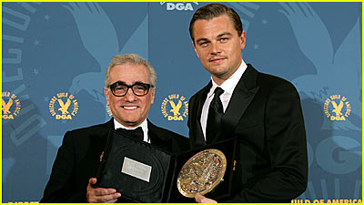 DiCaprio is Dapper at DGA's