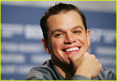 Guten Tag, Matt Damon!