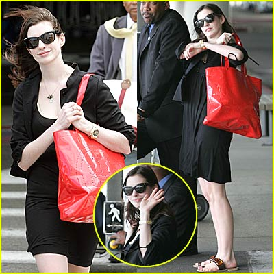 Anne Hathaway is a Ball of Sunshine