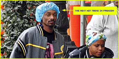 Snoop Dogg is Fashion Forward