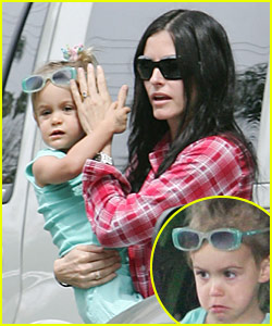 Courteney and Coco's Lunch Date