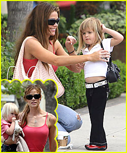 Denise Richards: My Daughter is Growing Up So Fast