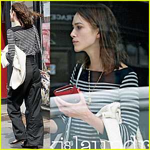 Keira Knightley Joins