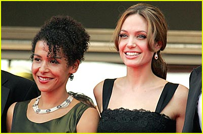 Angelina Jolie & Marianne Pearl: Worst People to Plan a Playdate