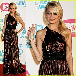 Nicole Richie @ Australia Video Music Awards 2007