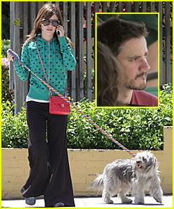 Rachel Bilson's Puppy Love