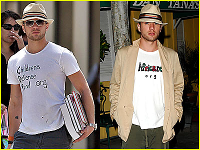 Ryan Phillippe is a Walking Billboard