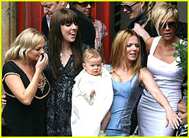 Spice Girls Reunion -- ALMOST!