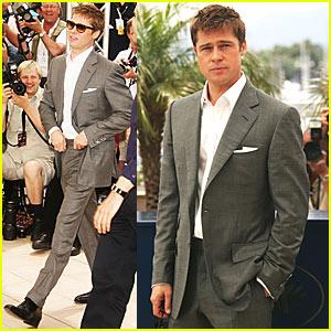 Brad Pitt @ Cannes Film Festival 2007