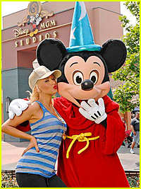 Christina Aguilera: Disney's Homecoming Queen